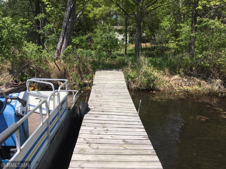 Little Hubert Lake-A really good little fishing lake in the heart of the Nisswa-Brainerd Lakes Area. Lot is ready to finish building your dream lake cabin. Seller has completed county requirements:  survey marker location, site evaluation, installed the approved septic, and has the building permit for a dwelling.  Dwelling may be made larger/longer if desired, by checking with county officials for alteration of current plans.