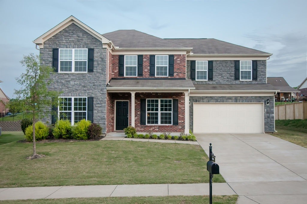 Great location, convenient to all local restaurants, shopping, and quaint Station Camp Creek Trail - Woodward Floor Plan - Hardwood down - Tiled baths - Granite - Wood spindle railings - Fireplace w/granite surround - Stainless appliances and much more - New paint and freshly cleaned carpets!