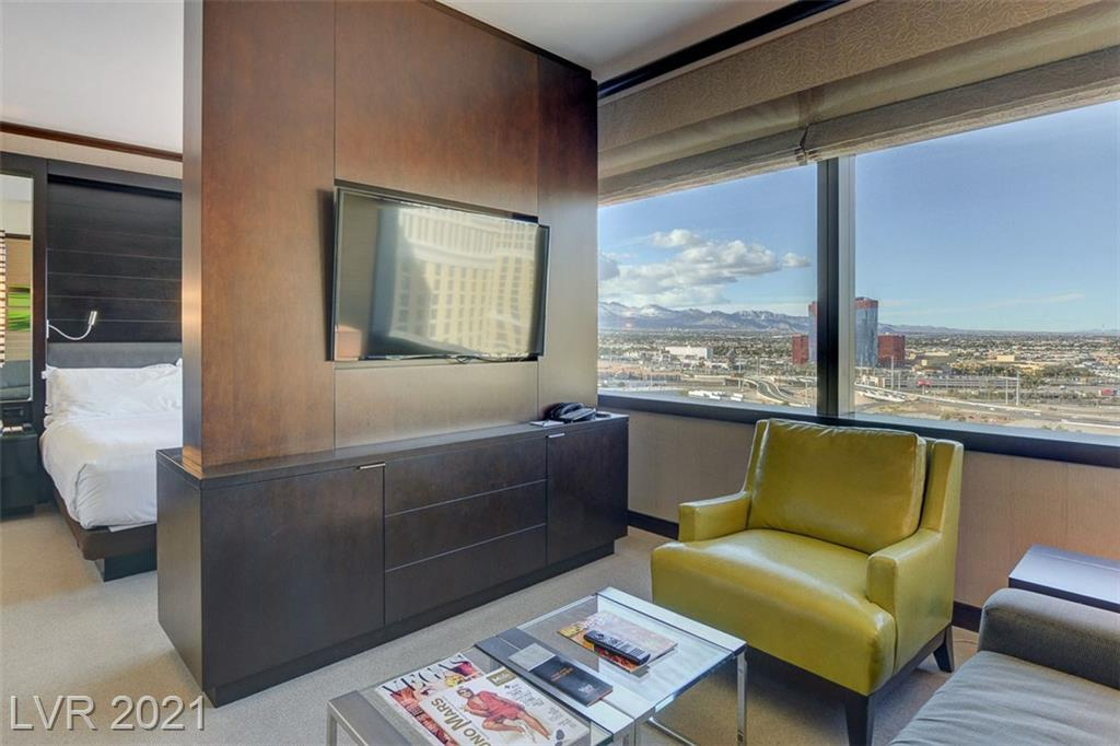 AIRBNB APPROVED CONDO-TEL RESIDENCE IN CITYCENTER!!!  RARELY AVAILABLE PRIME NORTH STRIP VIEW VDARA CONDO!!! FEATURING VIEWS OF CITY LIGHTS, MOUNTAINS & THE STRIP!! VDARA OFFERS THE BEST LOCATION IN VEGAS RIGHT NEXT TO ARIA AND CRYSTALS. ENJOY 24 HR VALET, 24 HR SECURITY, ONSITE SPA, POOL, FITNESS CENTER, CAFE, CONCIERGE, TRAM TO BELLAGIO. ONSITE RENTAL PROGRAM AVAILABLE. CASH FLOW PRODUCING CONDO-TEL!!!