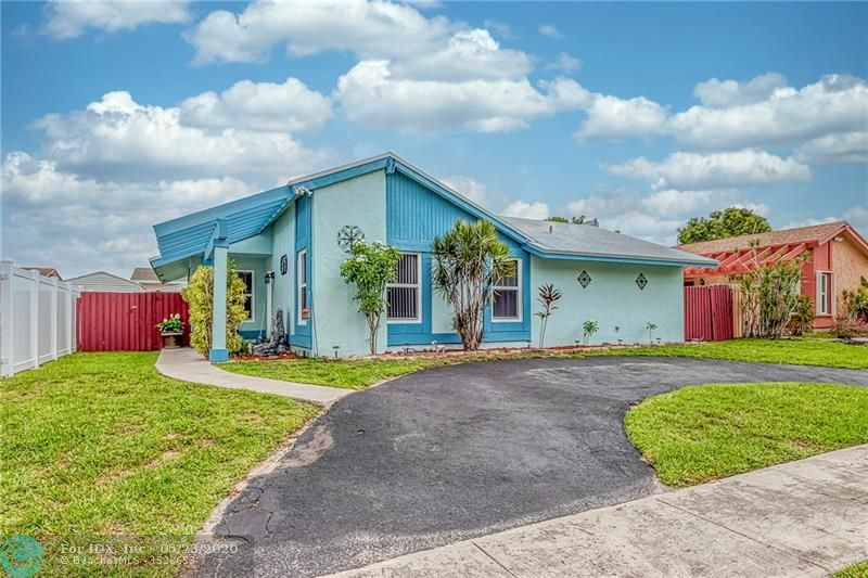 HURRICANE IMPACT WINDOWS AND DOORS THROUGHOUT! This 3 Bedroom, 2 bath home with pool includes a den that was converted/permitted into a 4th bedroom. Impact doors and windows were installed 2018, Pool pump 2017, AC 2016, NEWER ROOF 2015, water heater 2015, exterior paint was done 2019, a very well maintained and cared for home with NO HOA. Seller will include a full year of pool service paid by closing.
