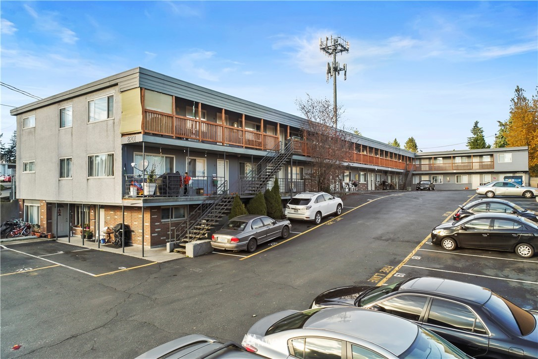 The Village Apartments is a 28 unit apartment located in Edmonds. This is a rare opportunity with significant upside. Market cap rate of 6.75%. Double pane windows, and a newer roof. Most unit have been turned in the past 5 years and the building has a heavy concentration of 1 bedrooms.