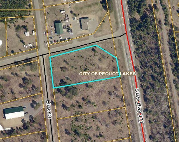 Great commercial business corner lot with great visibility from Patriot Ave / Old 371. Add'l adjoining property available.