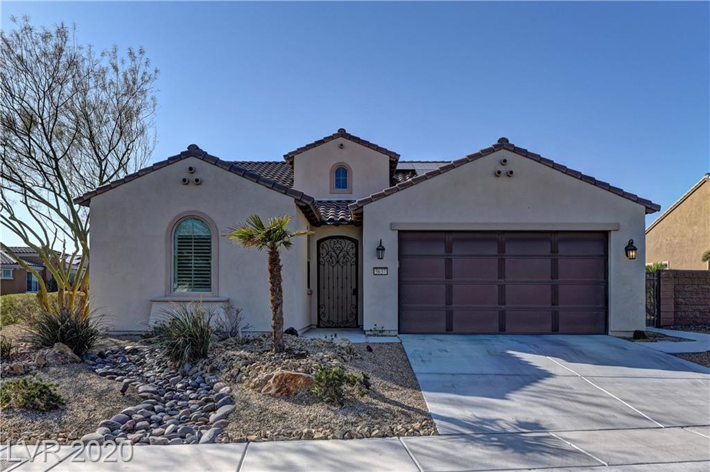 5637 SERENITY HAVEN Street, North Las Vegas, NV 89081