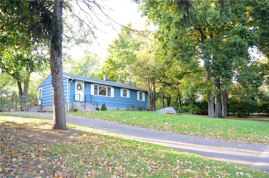 """This is the best value in Monroe for buyers looking for an award-winning school system and a welcoming community. This 3 bedroom Ranch style home offers one floor living. Perfect starter home or for those looking to downsize. Lovely country setting with beautiful level back yard.  Lower level walk-out offers finished space - office/recreation room. This home is being """"SOLD AS IS"""""""
