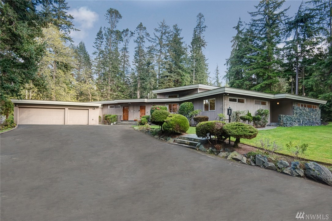 22415 Woodway Park Rd, Woodway, WA 98020