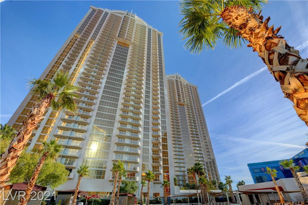 Tower 1 , 1 Bedroom Penthouse Unit on 33th Flr w/ the extended balcony . Views of Top Golf, MGM Grand Pool, Fully Designer turnkey furnished. Jacuzzi tub, plasma TVs, custom Snaidero cabinetry w/ granite counters. Owner's pool/spa, lounge, gym, valet, concierge, 24Hr guard gate/security & access to MGM Grand's amenities: Pool/spa, casino, shopping & restaurants