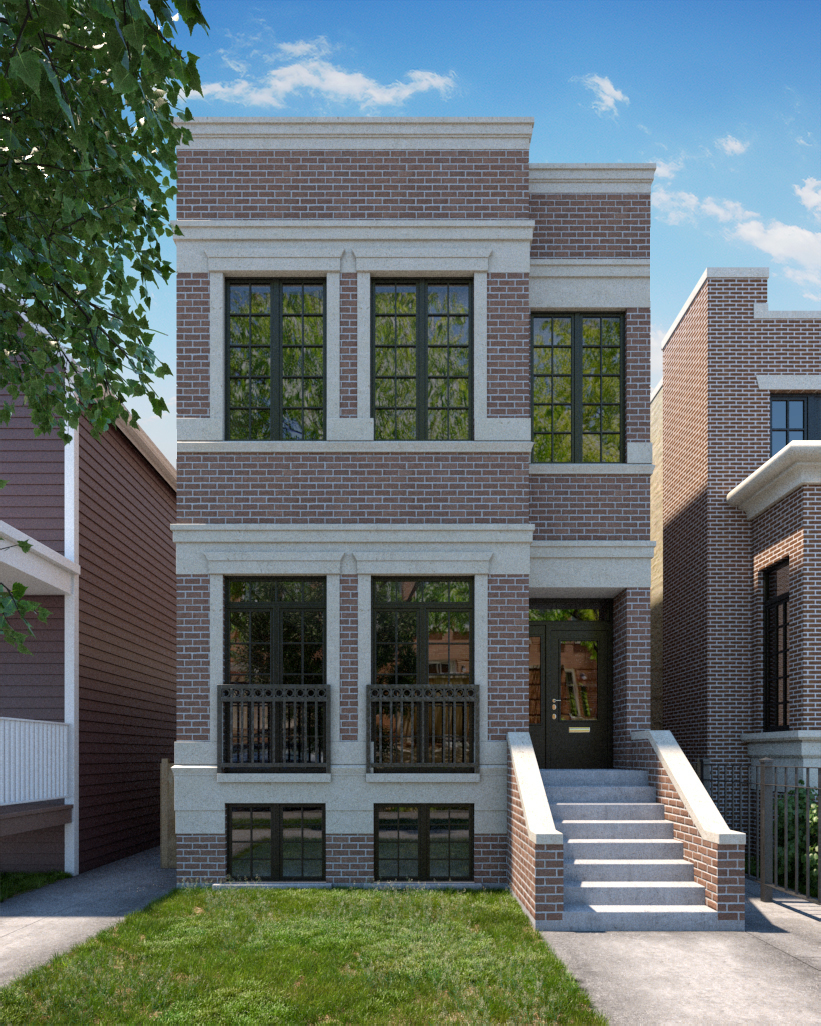 1943 N Honore Street, Chicago, IL 60622