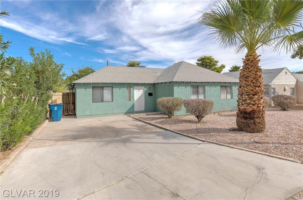 1411 E NORMAN Avenue, Las Vegas, NV 89104