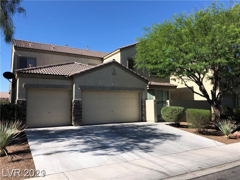 Great 4 bedroom home with TWO master bedrooms. Three car garage. Family room with fireplace. Kitchen has breakfast nook, granite countertops and pantry. Loft upstairs with balcony overlooking the backyard. Carpet and tile flooring, ceiling fans, covered patio, gated front courtyard and more.