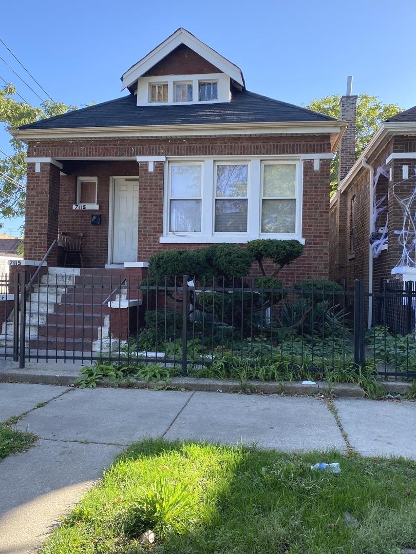 7115 S Peoria Street, Chicago, IL 60621
