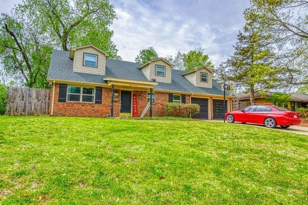 EXTREMELY CLOSE TO OU! Fully remodeled 4 bed (2 up/2 down), 2 bath with optional 5th room or study. Large backyard with deck & Sprinkler system. Must see!