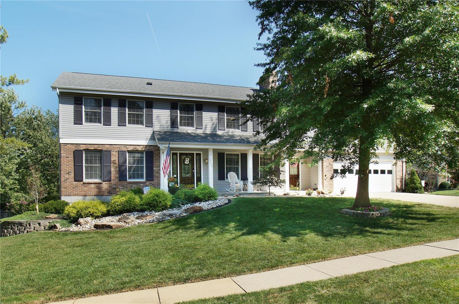 2004 Fairway Bend, Chesterfield, MO 63017
