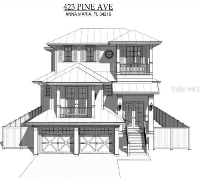 423 Pine Avenue, Anna Maria, FL 34216