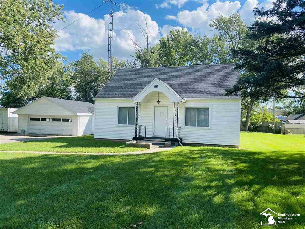 This 3 bedroom home on a dead end street has lots to offer! Home is situated on an oversized lot with some fencing. Ample storage throughout the home and garage allows plenty of room. Roof and furnace were both replaced in 2021. All of this within the Ida School district.