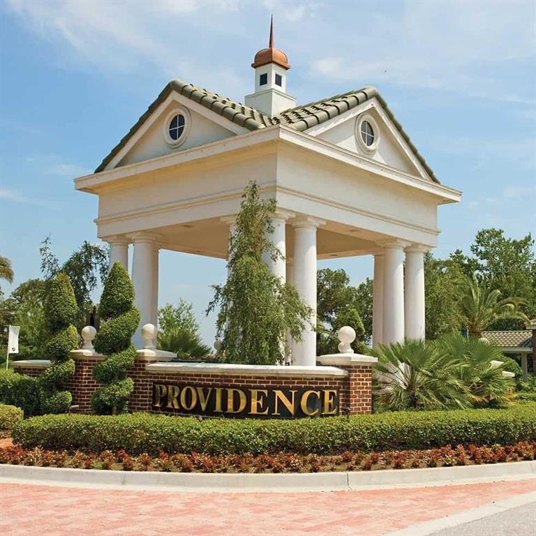 Providence Entrance