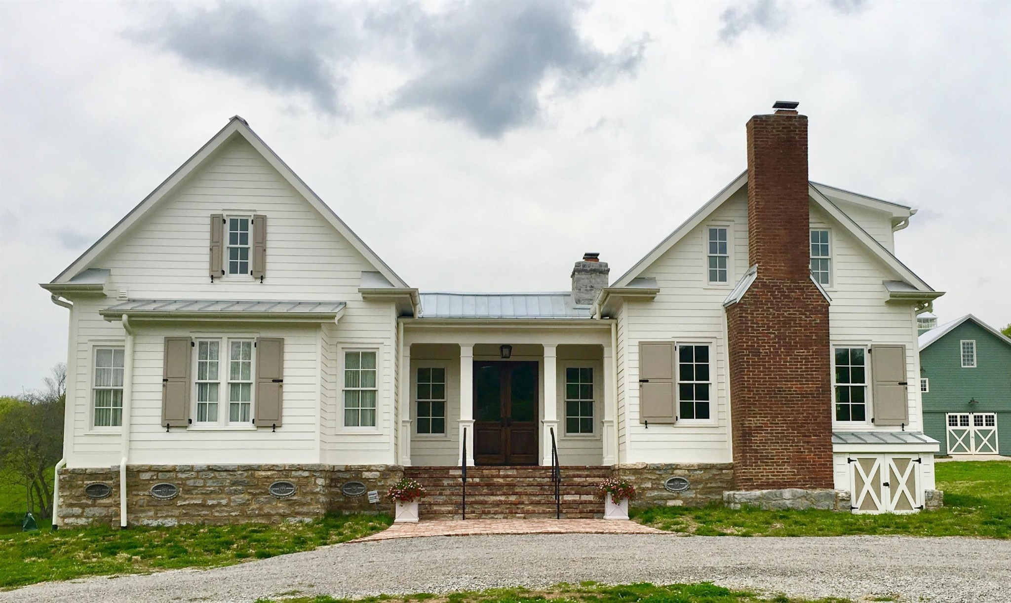 Preservation & privacy encompass the breathtaking beauty of Briarwood Farm. This enchanting story book treasure features a historical 1815 farmhouse (featured in Country Home Magazine 2019 summer/spring issue) with hand-cut limestone fireplace, original ash floors, poplar beams & walls. Additionally included is an early 1800s log cabin, event barn, lake & amazing views. Ideally situated on breathtaking 58 +- Acres of rolling pasture, woods with panoramic views. Make this unparalleled farm yours!