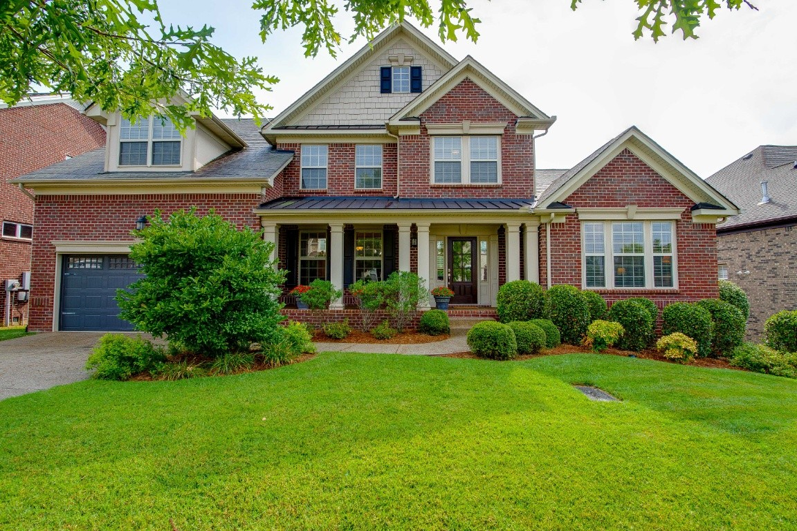 This immaculate, all-brick, 4 bedroom, 3.5 bathroom home in one of Nolensville's favorite communities is ready for you! 3600+ sq ft and lots of space! Gorgeous kitchen with island, granite, tons of cabinets, and a walk-in pantry! Large master suite on main level. Park-like backyard that backs to green space. Bonus room and separate office too! Neighborhood pools, playgrounds, walking trails, and Williamson County schools make this the perfect place to call home. 3D & VIDEO https://bit.ly/2OTtRKA