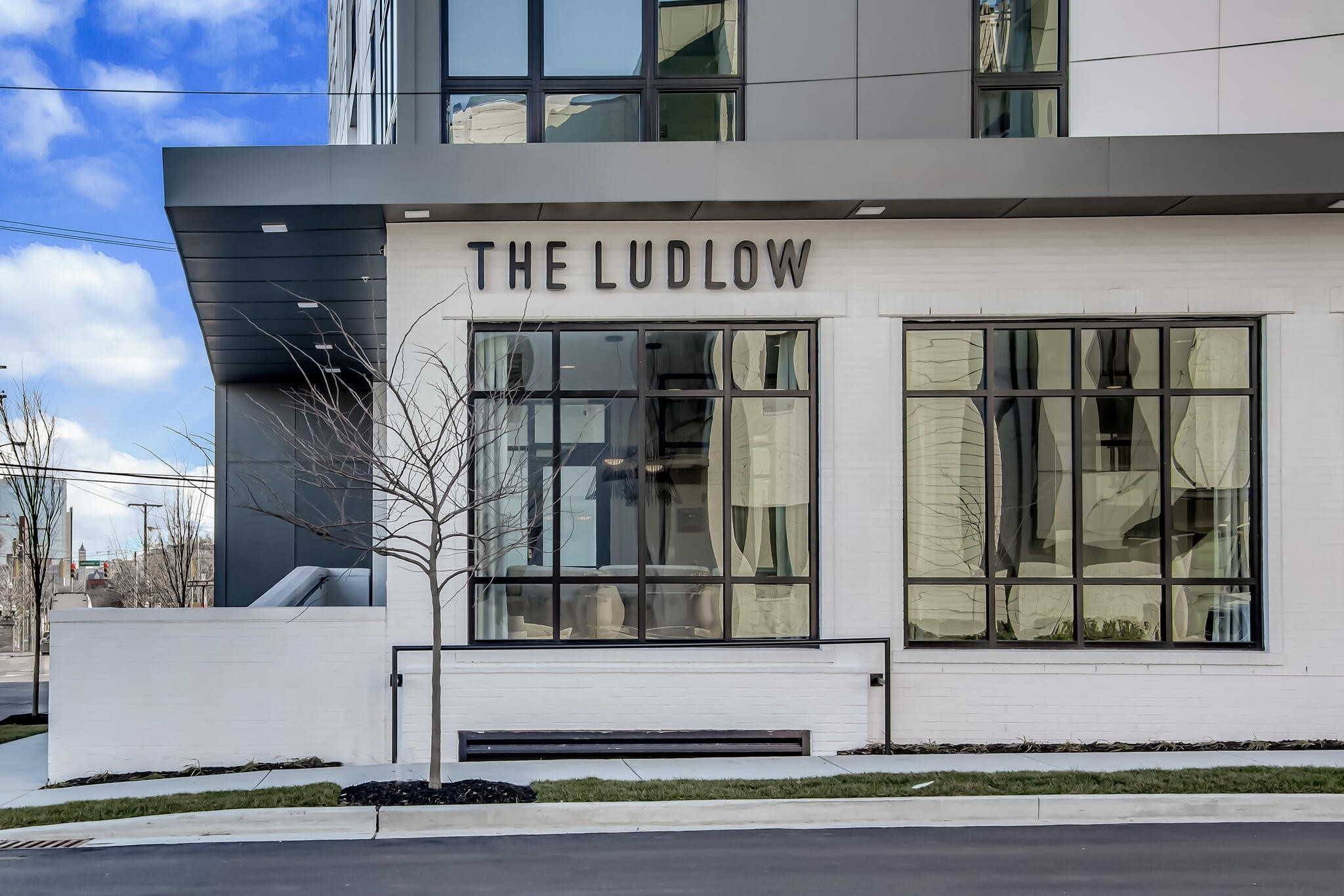 Announcing The Ludlow - 64 contemporary residences in Historic Buena Vista. Carefully curated finishes including sleek cabinetry, wood flooring & quartz countertops. Common rooftop deck with amazing views of Nashville's burgeoning skyline. WiFi controlled thermostats, latch smart locks w/ Sonos speaker integration, optional parking lifts & area designed to accommodate Nashville's first-ever drone delivery landing pad. Priced from the mid $200s - high $500s. Delivery slated to commence this Fall