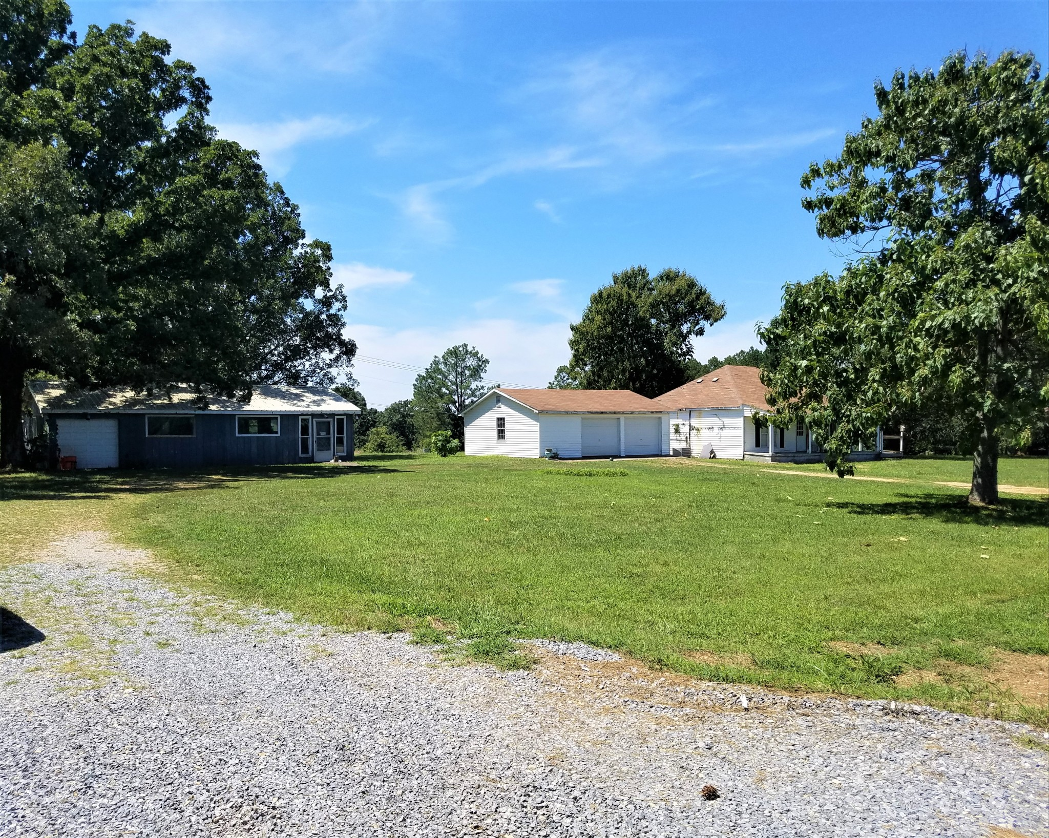 Beautiful 3.99 flat acres, 2 bed/1 bath home, 2 stall garage, 1 stall shop, fencing for cattle or horses! Selling AS-IS. There are renters here. Please do not go on to the property with out permission.