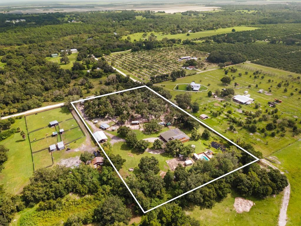 27150 Gill Road, Myakka City, FL 34251