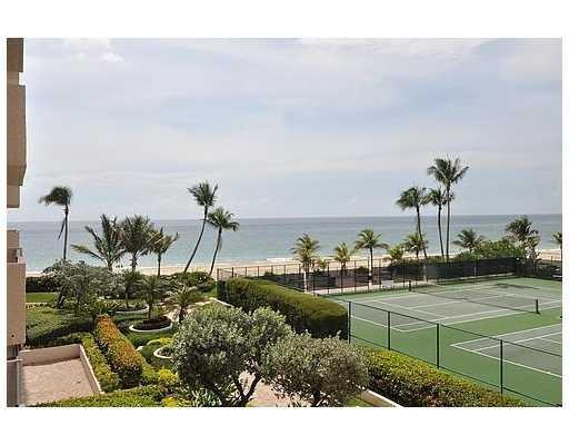 "UNOBSTRUCTED SOUTHEAST OCEAN VIEWS UNIT. ""OPEN AND BRIGHT"" Watch the sunrise from your open balcony then enjoy a nice morning walk on the beach just steps outside your door. FABULOUS AMENITIES, 3 HEATED POOLS, EXERCISE ROOM, 8 TENNIS COURTS, BBQ ON THE BEACH, CLUBHOUSE, BILLIARDS, LIBRARY, DOG PARK, 24 HOUR SECURITY. WALK TO PUBLIX AND RESTAURANTS. MINUTES TO LAS OLAS, AIRPORT ****YOU WILL HAVE IT ALL"".  **GREAT FOR INVESTORS OR PART TIME RESIDENCE- GREAT SEASONAL TENANT CURRENTLY LEASING THE UNIT FROM NOVEMBER-APRIL**"