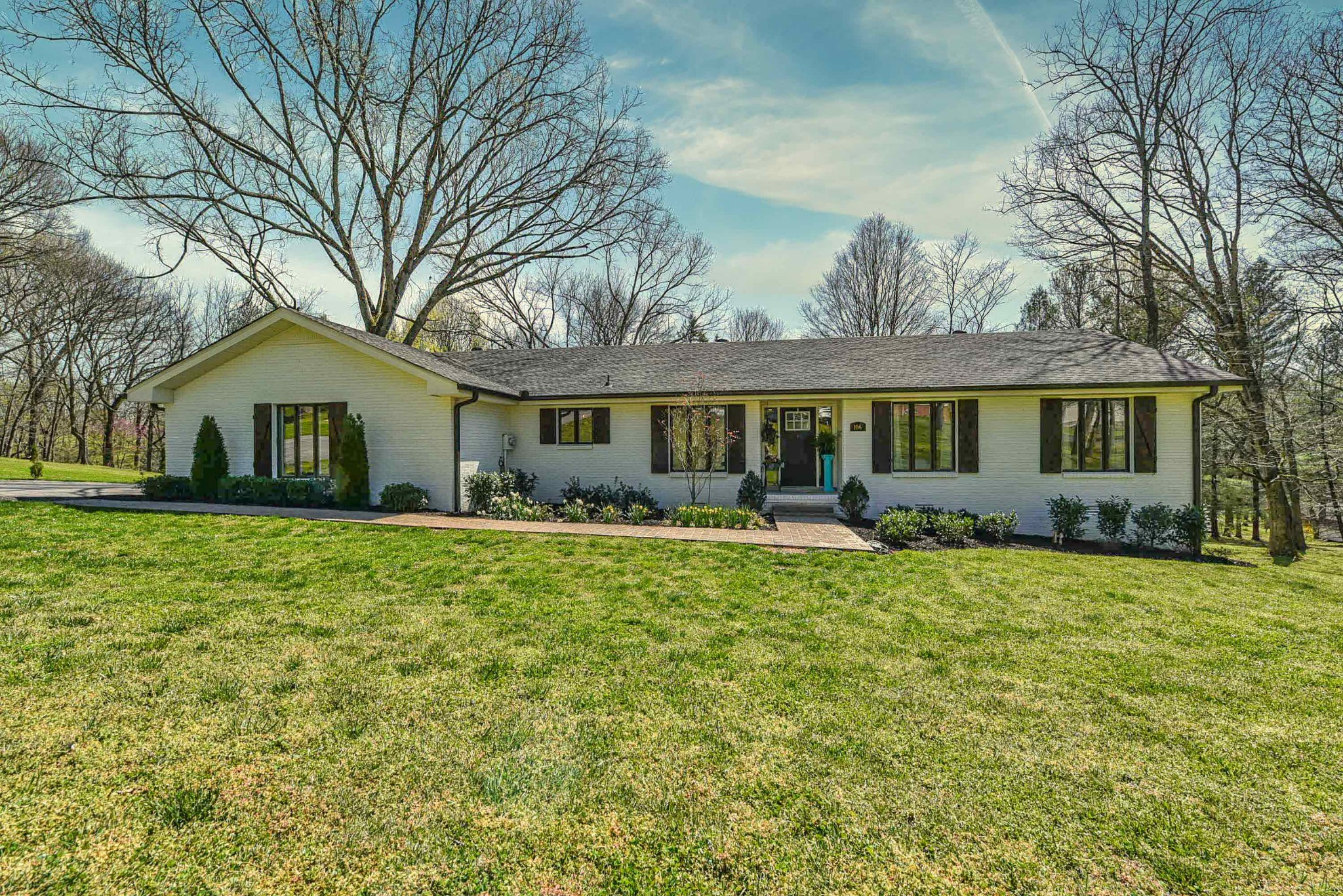 Beech School Dist. close to H'ville Indian Lake shopping, 30 minutes to Nashville. Remodeled 2yrs ago, roof, HVAC, drive, cabinets, granite, induction range top, flooring, landscaping, fence, large  deck, stainless appliances, smart lighting outside, 1 Acre+, awesome laundry rm. established neighborhood, located in cul-de-sac3 BEDROOMS AND OFFICE  Area beneath house used as workshop.