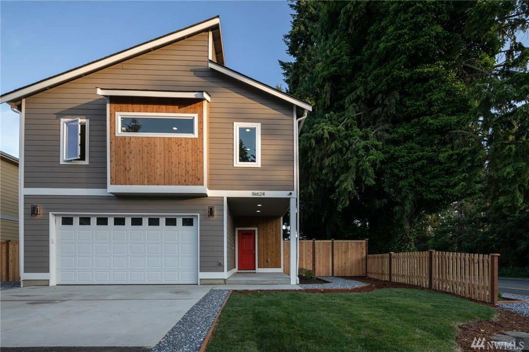 Presale opportunity on this New Construction home in Burien- 5 bedroom 3.5 bath home, which includes 2nd master bedroom. Main level includes an open kitchen, perfect for entertaining.  Make an offer now and pick all the finishes, paint color (interior/exterior), cabinets, flooring,counters, etc.  This is a quality home built by a reputable local builder. Photos are from previously completed project with same floor plan. Make this home your own and add some personal touches.
