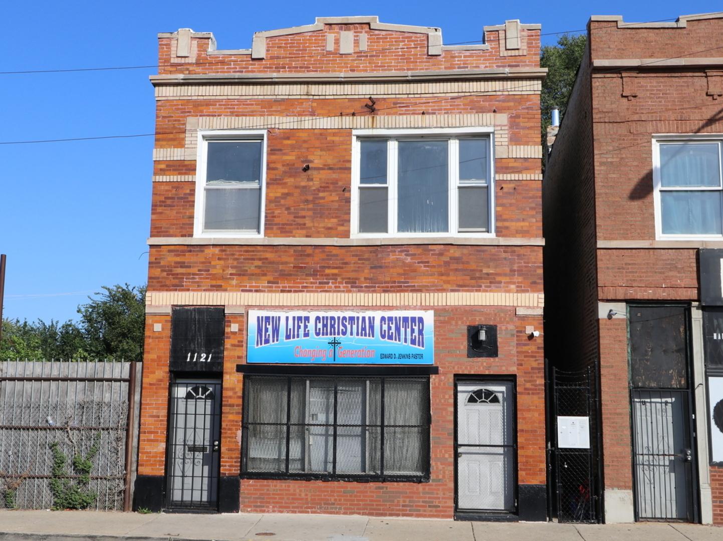 1121 N Pulaski Road, Chicago, IL 60651