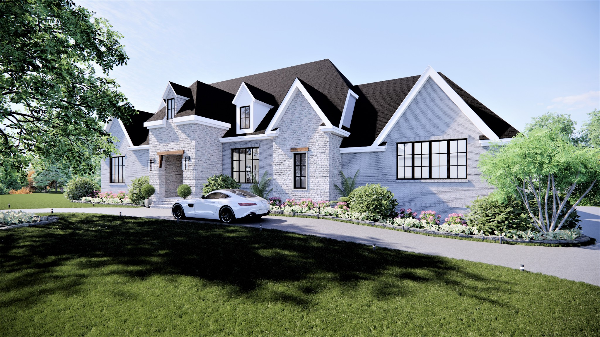 Brand new, full custom home in the heart of Brentwood. Meadow Lake Estates features 1 acre+ lots, amazing location and no HOA.  Open concept living opens out to the pool deck with cabana style outdoor BBQ area; chefs kitchen with walk-in pantry, oversized master suite w/ 2 walk-ins, fireplace, and glassed sun-room. In-law suite with separate entrance, 4 car garage, smart home features, full irrigation, landscape & outdoor lighting package. Completion date anticipated to be Feb. 15, 2021.