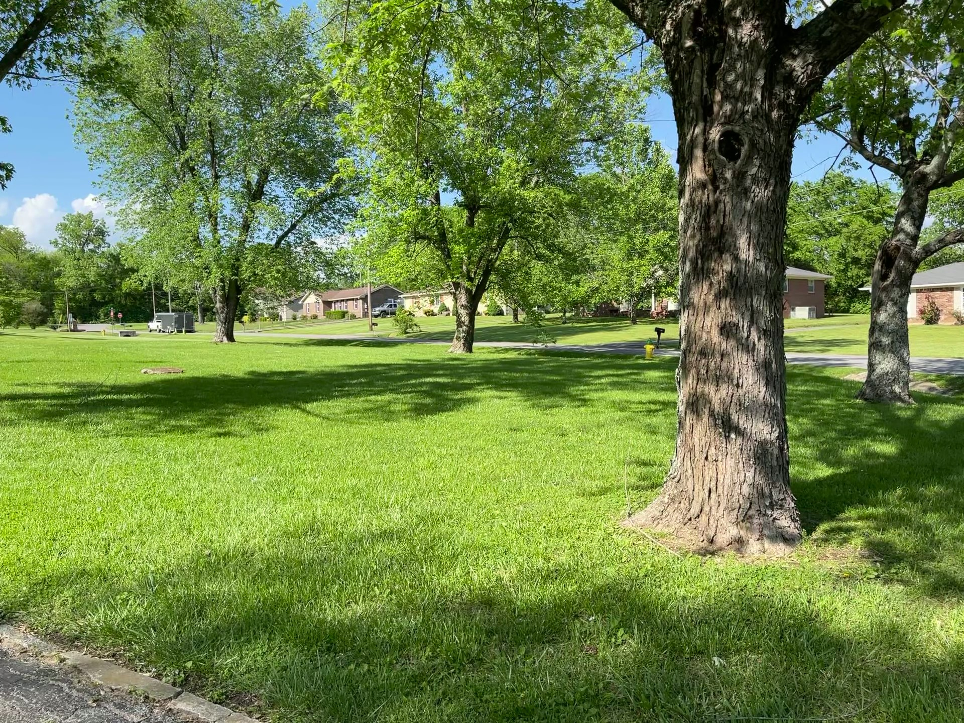 Building Site-Corner Lot-Home for sale next door by the same seller at 888 Leigh Lane-$249,900.00. Buyer will be responsible for own Survey. SOLD as Is