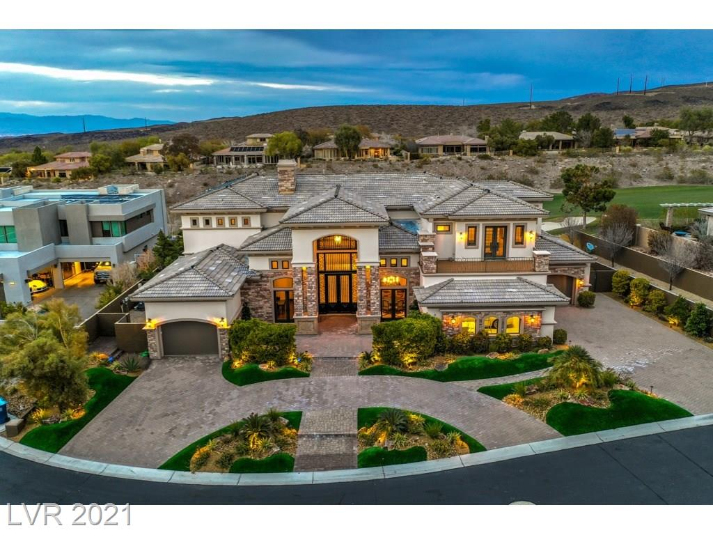 8 Paradise Valley Court, Henderson, NV 89052