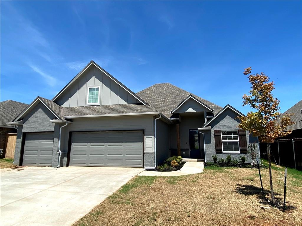 Meticulous craftsmanship. Spacious and refreshing floor plan. Energy efficient. Deer Creek Schools with community amenities. What are you waiting for? This home is equipped with the future in mind. 96% efficient HVAC w/ MERV 13 air filtration and fresh air intake, Smart tankless water heater, Pella Low-e windows, 100% LED lighting, engineered post-tension foundation,sprinkler system, James Hardie siding and trim. The interior has toughened Rigid Core LVP floors, upgraded plumbing and light fixtures, professionally designed interior finishes, Google Nest automation bundle and so much more! Picky about your paint colors and counter tops? For a short time only you can still customize those items! Completion date estimated July 2020