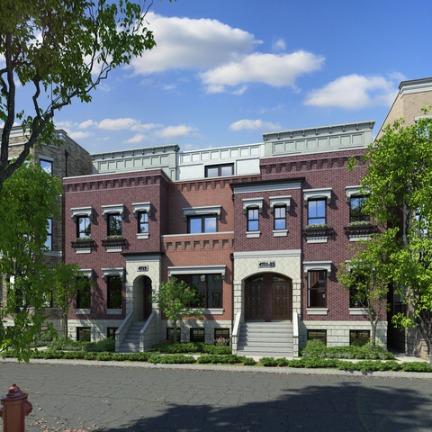 4719 S Ingleside Avenue, Chicago, IL 60615