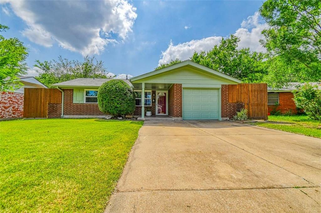MULTI OFFERS - BEST/FINAL DUE BY FRI 6/18 5P.  Neat & tidy and move in ready!  This ADORABLE mid century bungalow is so close to campus, restaurants, and the very heart of Norman.  Whether you're looking for a primary residence or investment property, this home is a great choice!  So many upgrades including new windows and doors (2014), attic insulation (2014), hot water tank (2020), HVAC (2014), 10' wood privacy fence (2017), storm shelter, and new carpet (2018).  Floor plan lives bigger than square footage might suggest - includes open kitchen/living/dining, three bedrooms, and bathroom with tub/shower combo & updated tile.  Adequate closet space too!  Carpet is in good condition and has just been cleaned.  Private and landscaped back yard with pergola adds outdoor living space. Quiet neighborhood! Newer washer, dryer, and fridge (2018) may remain with the property upon request and with reasonable offer.