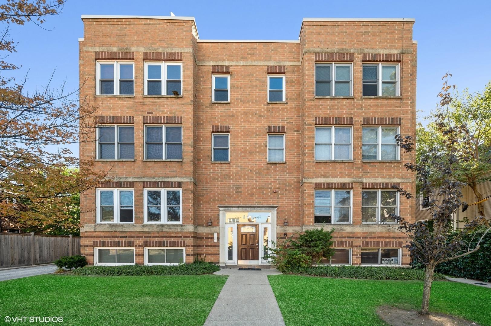 141 Asbury Avenue 3N, Evanston, IL 60202