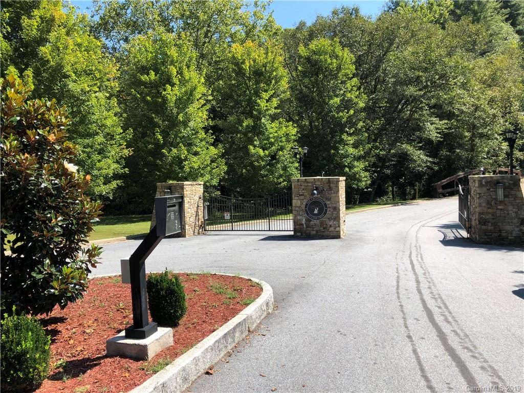 Ideal central location.  Cane Creek Road to I-26, airport and mega shopping or Scenic 5-lane Highway 74A to downtown Asheville, I-40, I-240 and Blue Ridge Parkway (easiest road in Buncombe County to access Asheville), or Scenic Highway 74A S/E to Lake Lure, Chimney Rock area. Gated community with new homes being built, community property with picnic areas, gazebos, playground and bold rushing state stocked trout stream- Cane Creek.  Underground water, electric, cable, natural gas are available throughout development.