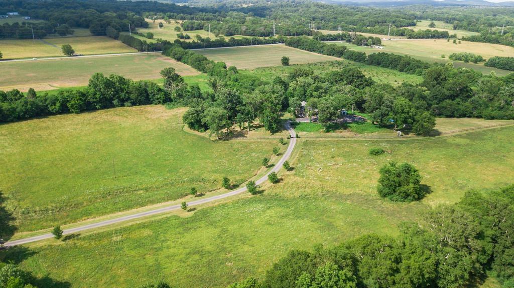 41.12 acres overlooking Arrington Creek