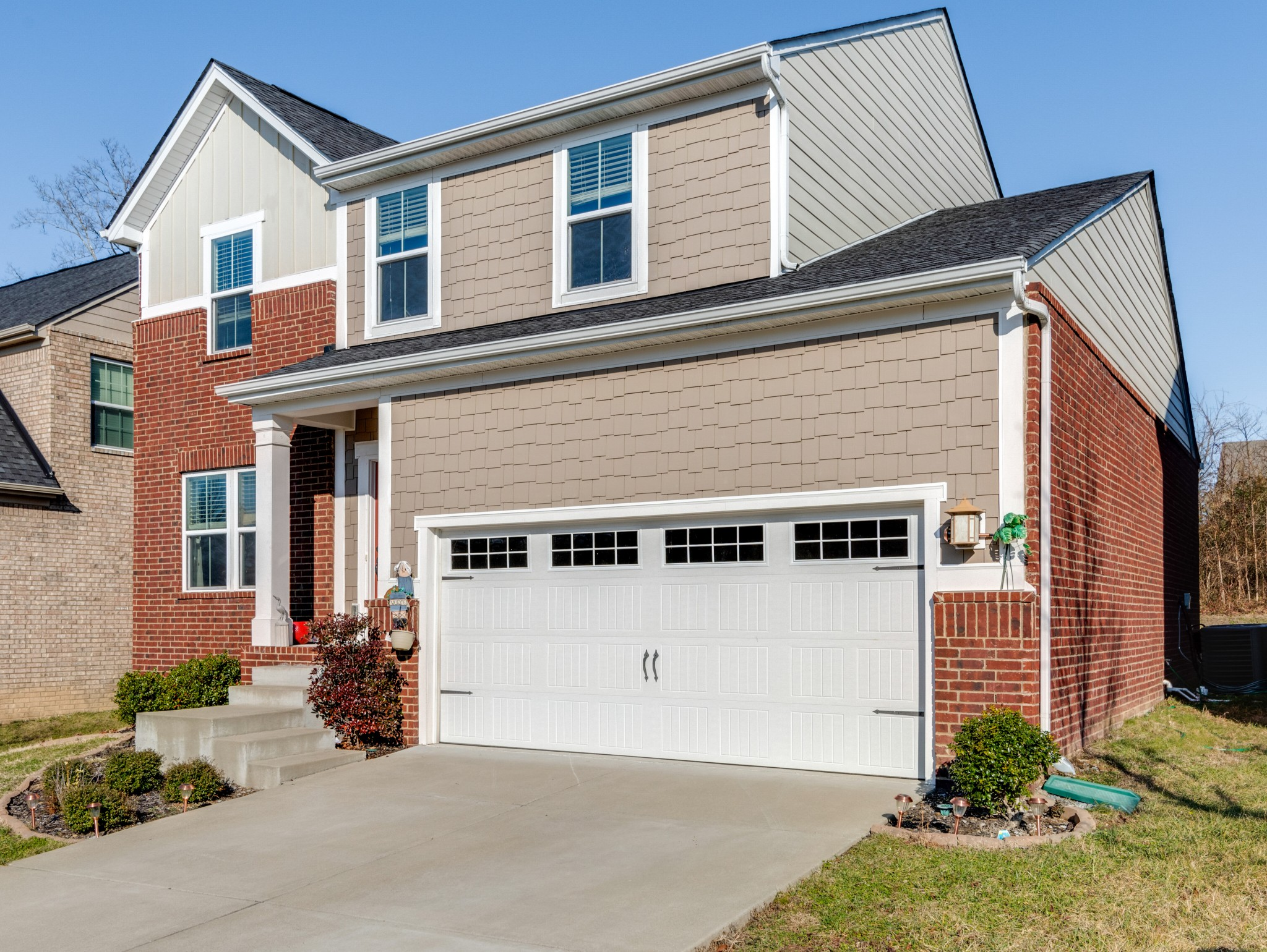 Excellent location to have 37027 Zip code.  Amazing newer construction in a kid friendly cul-de-sac neighborhood. Excellent location, convenient to Nolensville, Cool Springs, grocery, banks, parks, golfing, walking trail, shopping, and great restaurants in Mill Creek and Lenox Village, with easy access to I-65 and 24. Upstairs bonus could possibly become 4th bedroom. Rare opportunity. Open house: January 10th, 2:00 pm - 4:00 pm