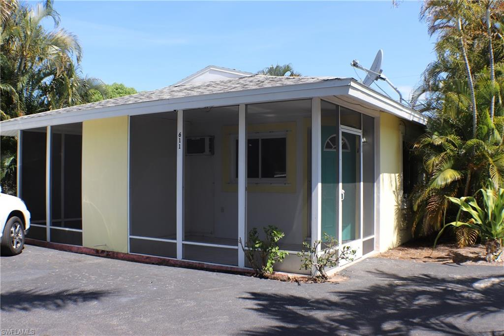 Amazing Fully Leased Triplex Opportunity in Highly Desirable Naples Park. Just minutes from Vanderbilt Beach, Mercado, Shopping & more... This Awesome Fully Leased Triplex Features: Front Unit 2 Bed 1 Bath with 2 Screened Lanai's & Interior Laundry with Annual Lease till May 2022  Water Included - Mid Unit Efficiency Features: 1 Bed 1 Bath Common Laundry & Screened Lanai Annual Lease - Utilities Included & Rear Unit = 2 Bed 1 Bath Laundry Common Inclusive Lease till April 2022. Property Features Shadow Box Fencing on 3 sides. Fully Tenant  Occupied - Please Do Not Approach Property w/o an Appointment & Realtor.