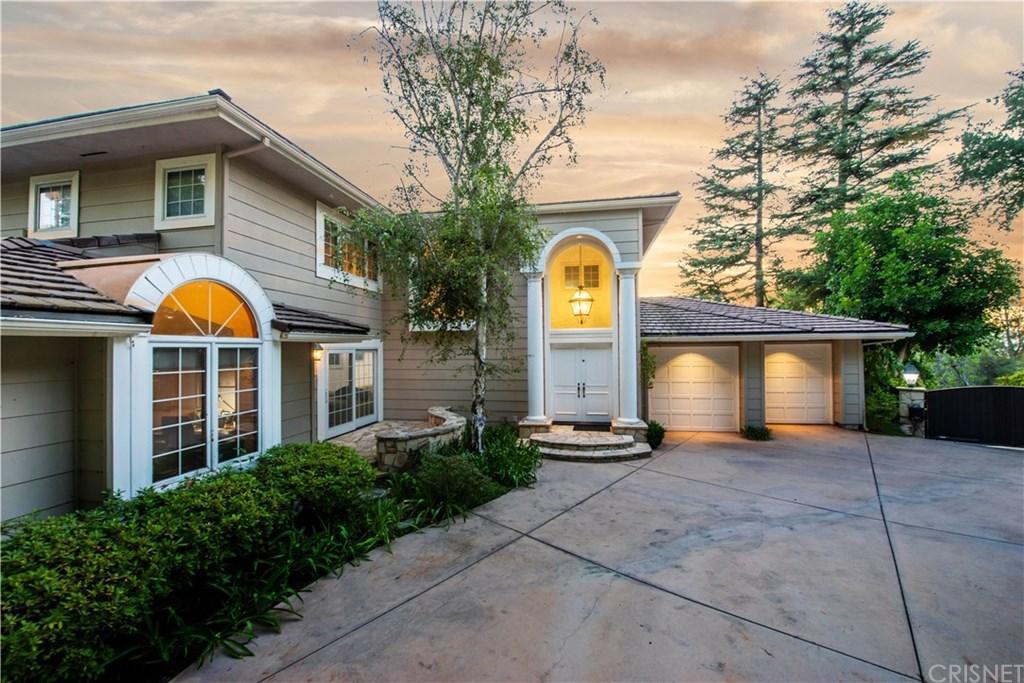 4338 BERGAMO Drive, Encino, California 91436- Oren Mordkowitz