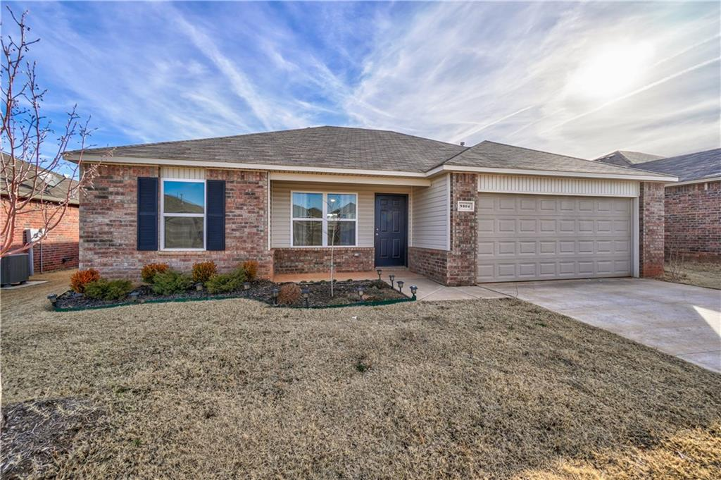 OWNER FINANCE! Here is a great opportunity to live in a new neighborhood. With the new Yukon intermediate school just around the corner its a great location. From the moment you walk in the door you can see the open floorplan, the living room flowing perfectly into the dining and kitchen area. The split floorplan is ideal for giving everyone their own space.