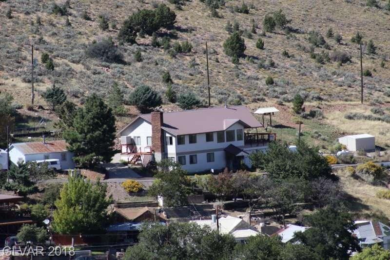 653 HILLSIDE Road, Pioche, NV 89043