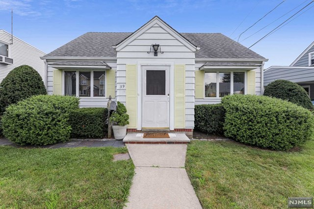 Maple Valley Cape with 3/4 BR & 1 1/2 BA; Large rear family room could be dining room; 4th BR ideal for office; Full unfinished Basement ; Central air; Rear fenced yard with shed & patio. Close proximity to Woodrow Wilson Middle School, Rte 46 & Rte 3.