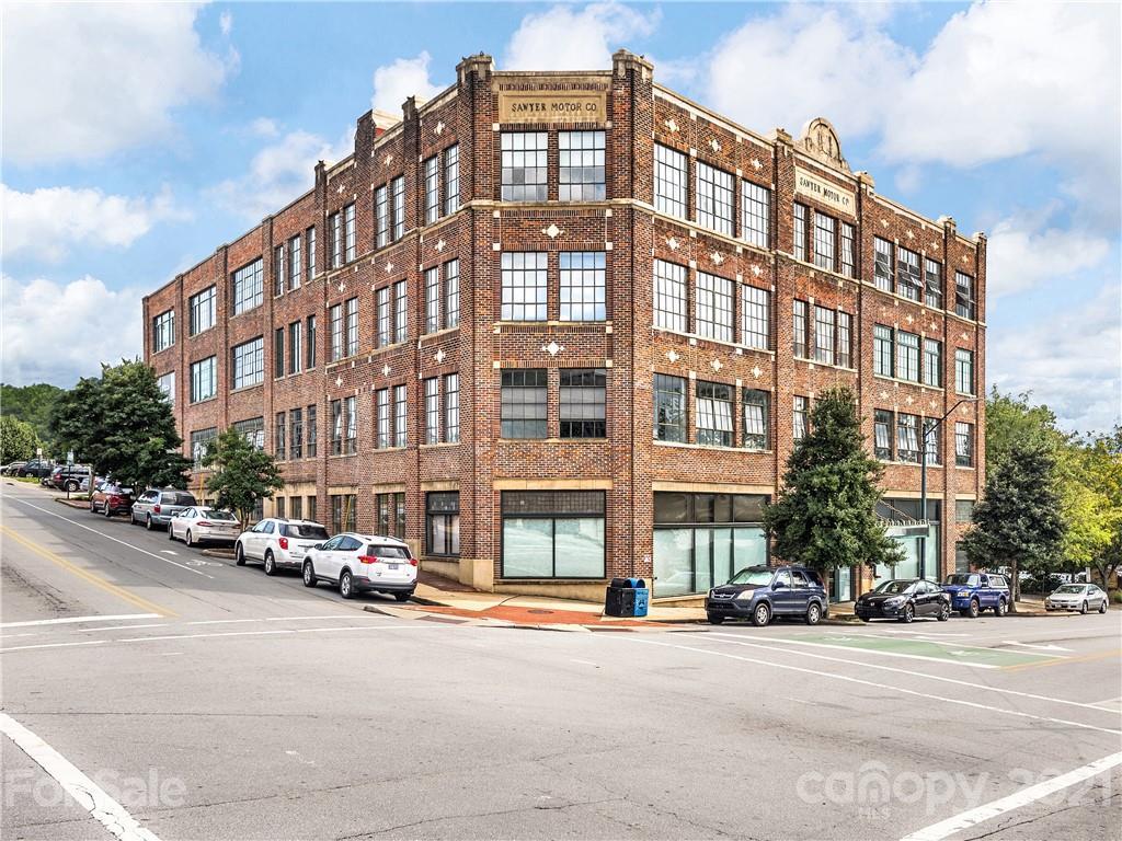 100 Coxe Avenue Unit 309, Asheville, NC 28801