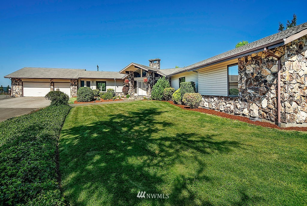 Equestrian PARADISE- Farm/Ranch- Nearly 80 Acres- 4349 Sqft- 3 Bdrm/3 Bath- Office- Living Rm- Kitchen w/Eating Bar- Dining Rm- Theater Rm- - Master Ste w/Walk-in Closet & Full Bath- 2 Fireplaces & Woodstove- Rec Rm- Exercise Rm- Sauna- Swimming Pool- Sport Court- 3 Car Garage- Patio- Gazebo- Landscaped- RV Parking- 60x84 Barn- 116x144 Covered Riding Arena w/Storage- Tack Rm/Hay Storage/Feed Rm/Birthing Wings- Fencing- Orchard- 3 Creeks- 2 Wells- 2 Heat Pumps- Substantial Future Value in Timber