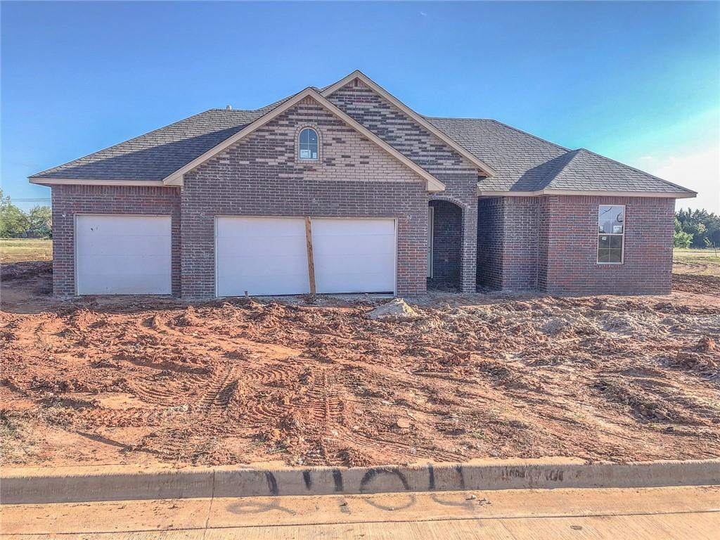 Beautiful under construction home. The home flows to the open kitchen that offers high-quality cabinetry work, stainless steel appliances, and a large island giving you lots of extra counterspace!