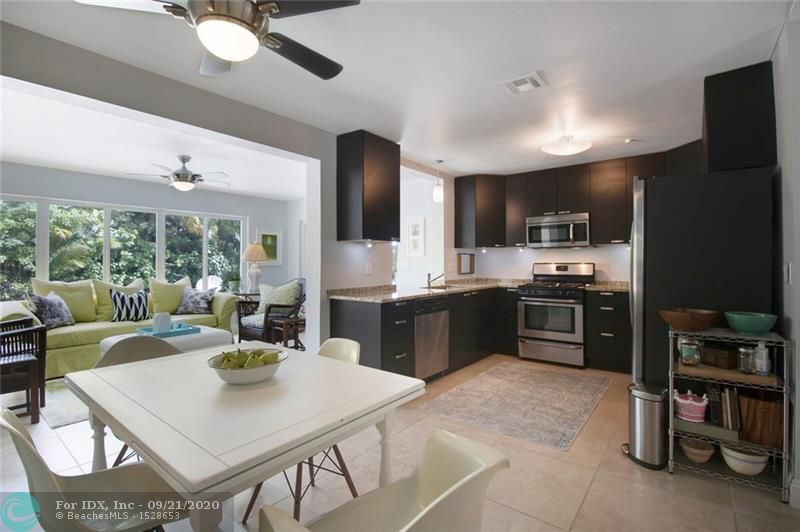 Do not miss your opportunity to own this fantastic pool home in Tamarac Forest. The kitchen has been remodeled with beautiful granite countertops, new wood cabinetry, and stainless-steel appliances. This home boasts pride of ownership with total impact windows and doors, newer electrical panel, full sprinkler system, and saltwater pool. Enjoy all South Florida has to offer, located minutes from downtown Fort Lauderdale, Wilton Manors, and the beach.