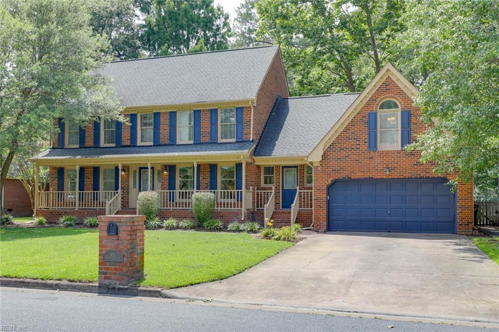916 Forest Lakes Drive, Chesapeake, VA 23322