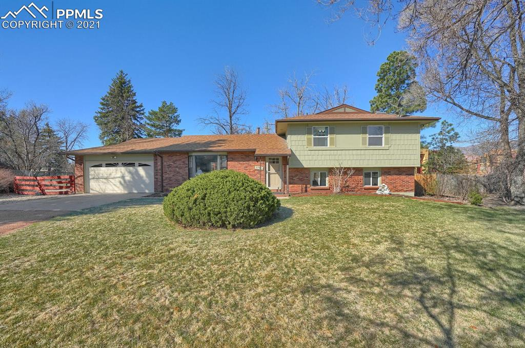 Come see this beautiful 4 bedroom home on almost half an acre in the heart of town! D-20 schools and a lot where you can store an RV or boat. Enjoy the updates to this move in ready home with convenient access to all amenities.