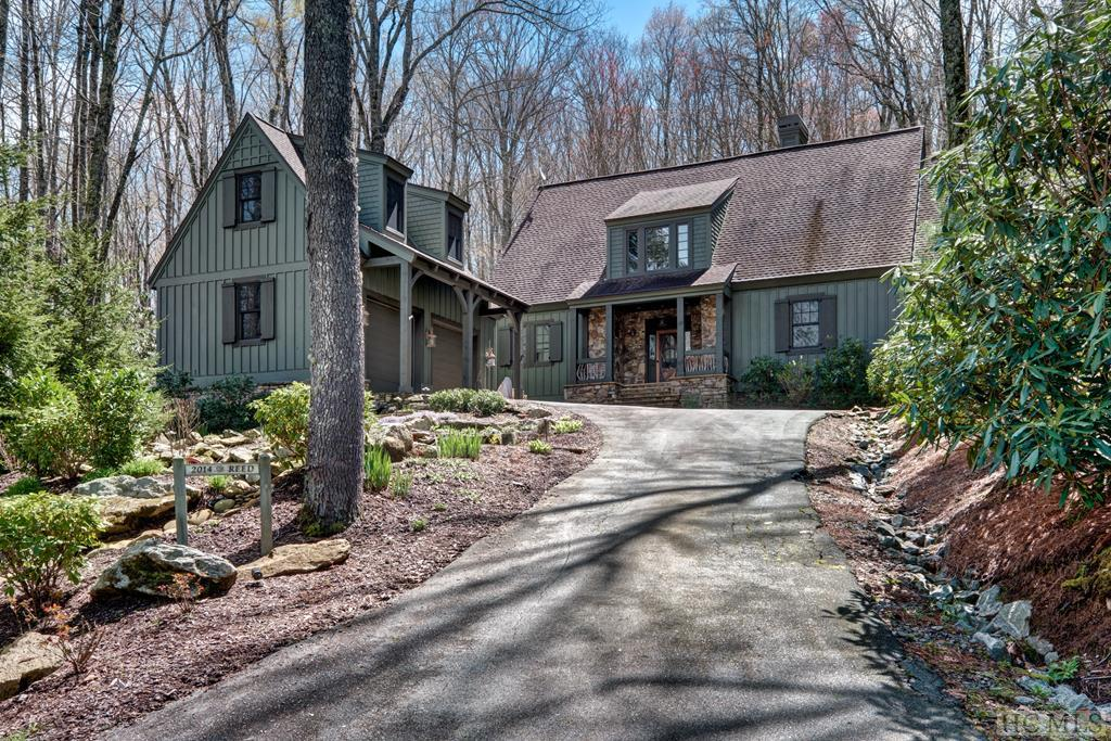 2014 Highlands Cove Drive, Cashiers, NC 28717